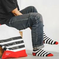 Kaos kaki motif AGF (Zebra Mini) (Pendek) (ORIGINAL)