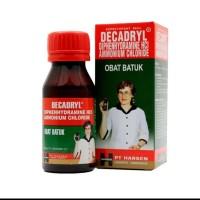 Decadryl Expextorant Sirup 60ml /Obat Batuk Berdahak