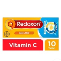 redoxon triple action vitamin C - isi 10