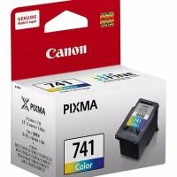 Tinta Printer Canon 741 Colour