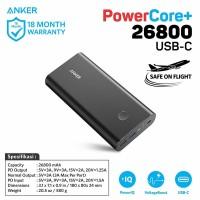 PowerBank Anker PowerCore+ PD 26800 Black - A1375