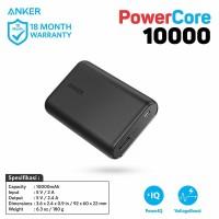PowerBank Anker PowerCore 10000 mAh Black - A1263
