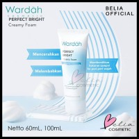 Banting Harga ❤ Belia ❤ Wardah Perfect Bright Series   Creamy Foam