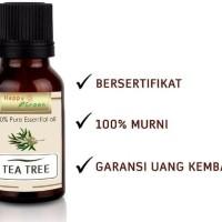Best Quality Happy Green Tea Tree Essential Oil (30 Ml) - Melaleuca