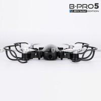 BRICA B-PRO 5 SE Sky Explorer Drone 32GB Black T-shirt