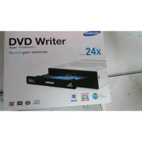 Promo Optical Drive DVDRW Samsung Sata Internal Box Limited