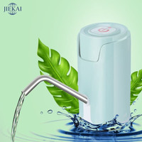 JIEKAI PREMIUM Dispenser Pompa Air galon Elektrik Portable Water