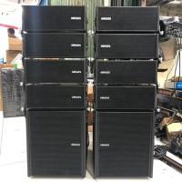 Paket Costum Ashley Aktif Line Array Mini 2x 4.5 inch -QSQSXX