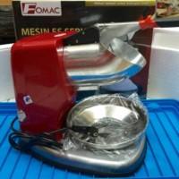 Mesin Serut Es FOMAC ICH-300 BD - Ice Crusher