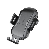 Qi Car Wireless Charger Phone Holder For Ulefone Armor X 6 Power 5