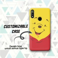 Pooh Happy CASE iPhone 4 4S 5 5S SE 6 6S 7 8 X XR XS MAX PLUS