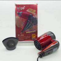 Hairdryer Wigo W-350 // Hair dryer Wigo Lipat