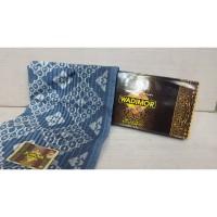 grosir sarung sholat wadimor motif bali kembang batik