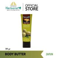Herborist Body Butter Zaitun 80gr