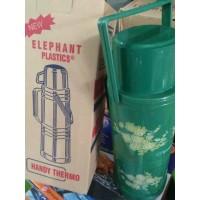 Termos Air Panas Murah Tuang Elephant 2 L - Elephant 2 Liter