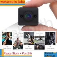 1080P HD Portable Mini Infrared Waterproof Cube Action Camera