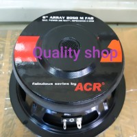 speaker ACR faboulus 8 inch 2050m array system 250 wattQSQSXX