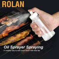 Rolan Spray Pump Barbecue Oil Sprayer Spraying Sauce Vinegar Bottle
