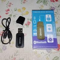 USB Bluetooth Audio Music Receiver Wireless HP Mobil Speaker