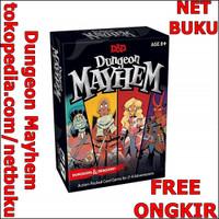 Dungeon Mayhem Card Game