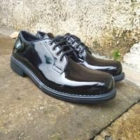 Sepatu pdh TNI polri tali sepatu kerja sepatu pria sepatu pantofel