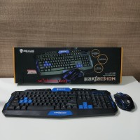 Rexus Warfaction 2 in 1 Combo Mouse Keyboard Gaming (RX-VR2)