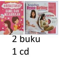 Buku Paket HAMIL MELAHIRKAN Gentle Birth Bidan Yesie + Hypnobirth + CD