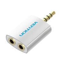 Vention BDA Aux Audio Splitter 3.5mm Male to 2 Female