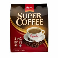 Super Coffee 3 in 1 Regular