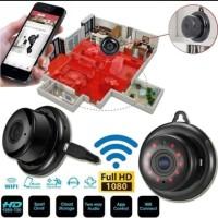 Hd wireless ip mini kamera wifi smart aplikasi v380