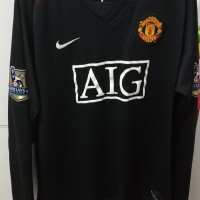 Jersey Away Black sweet Man United