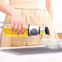 Botol Minyak Olive Oil Vinegar Dispenser Pourer kaca alat masak dapur