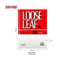 Joyko Isi Binder / Loose Leaf B5 Isi 50 Lembar