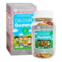 Wellness Calcium Gummy - Vitamin Anak