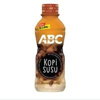 Kopi Susu ABC Brazilian Coffee Botol Pet - 200 ml (Harga Satuan)