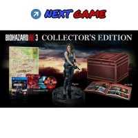 PS4 Resident Evil 3 Remake Collector's Edition