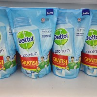 detol profresh cool 450ml