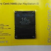 memory card ps 2 16 mb 23 game tamat