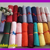 kain batik katun Viscose polos Cirebon