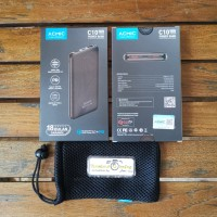 Powerbank Acmic C10pro 10000mah QC30 PD Power Delivery