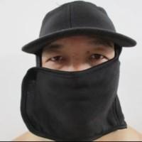 TOPI JEPANG - TOPI MANCING - TOPI MASKER - KUPLUK - READY GRAB GOJEK