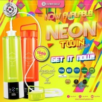Hydrogen Fontaine Neon Limited Edition Pem Inhale LWG