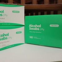 Alkohol Swab Onemed / Kapas steril