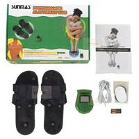 Alat Pijat Kaki Sunmas Foot Massager Sandal Kesehatan Elektrik Diskon