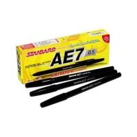 Biru / Merah / Hitam : Standard AE7 Alfa Tip 0.5 mm Per Buah