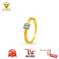 cincin berlian eropa (CBE24)