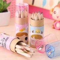 HN - Pensil Kayu Warna Set