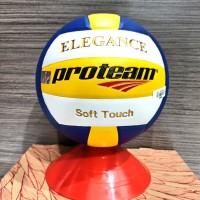 Bola Volley / Bola voli PROTEAM ELEGANCE SOFT TOUCH PREMIUM NO 5