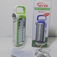 Lampu Emergency Myvo 6810