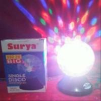 Lampu Disco Surya 3 watt